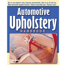 Automotive Upholstery Handbook